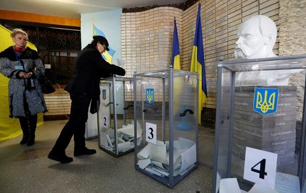 Результаты выборов 2014
