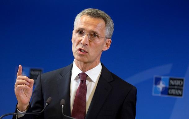 Генсек НАТО поставил Россию в один ряд с Исламским государством