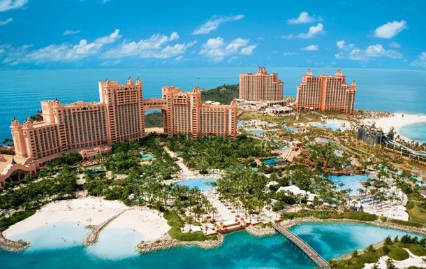 В январе на Багамы
