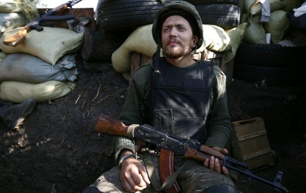 Раненых в зоне АТО военных выводят из штата без объяснения причин