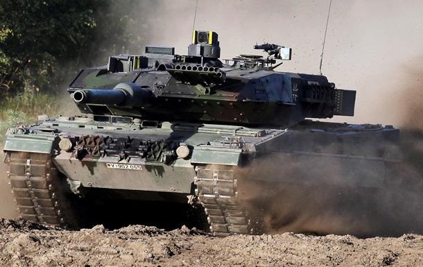 Украинский кризис значительно повысил спрос на немецкие танки
