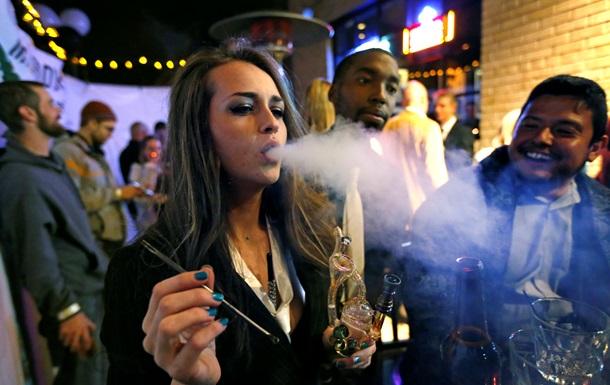 Корреспондент: США форсируют легализацию марихуаны