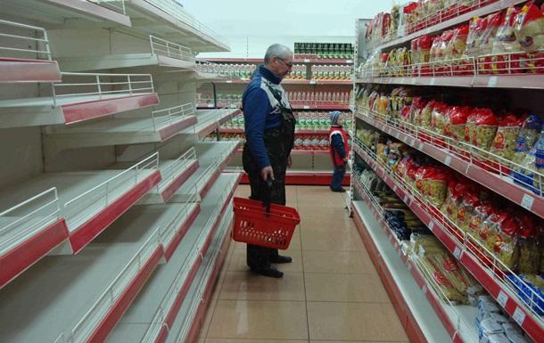 В России признали существование дефицита на мясо и молочные продукты