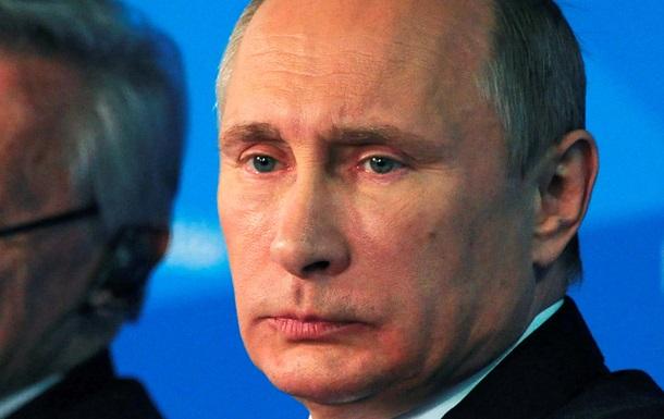 В Кремле прокомментировали слухи о болезни Путина