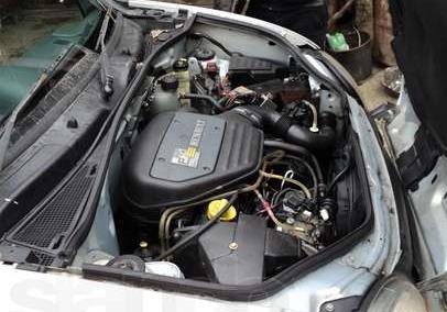 Компьютерная диагностика Renault Kangoo dCi