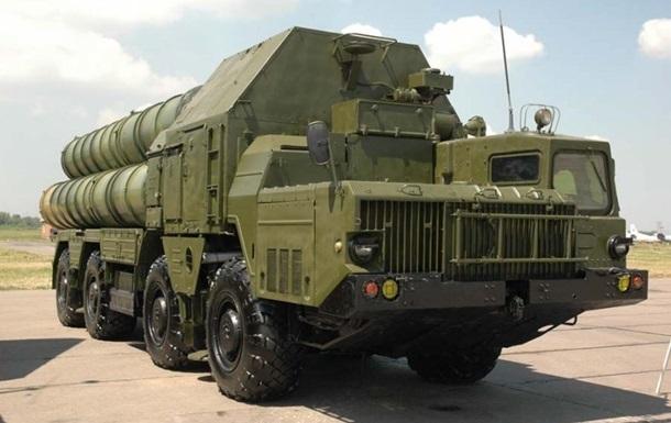 Россия разместила в Крыму группировку сил ПВО - СМИ