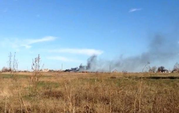 Силовиков обстреляли у Талаковки, один боец погиб