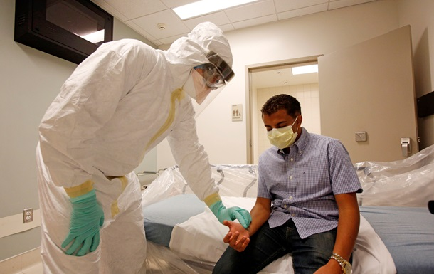 Данные о жертвах вируса Эбола пересмотрены - ВОЗ
