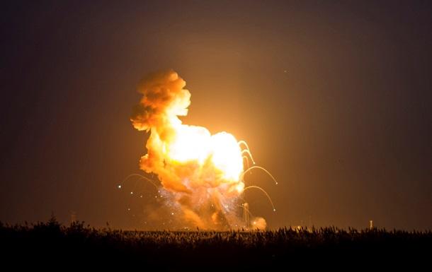 Специалисты завершили осмотр места взрыва ракеты на американском космодроме