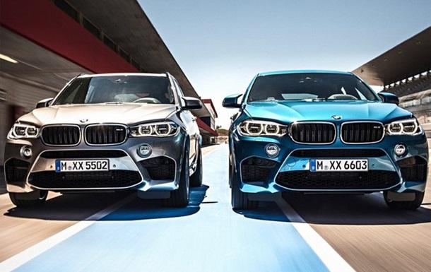 BMW рассекретила свои самые быстрые кроссоверы