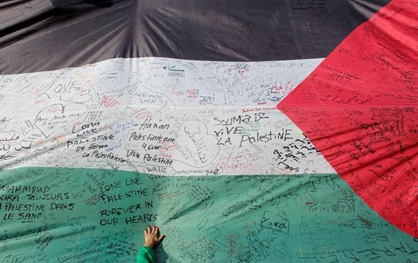 Швеция первой в Европе признает Палестину государством