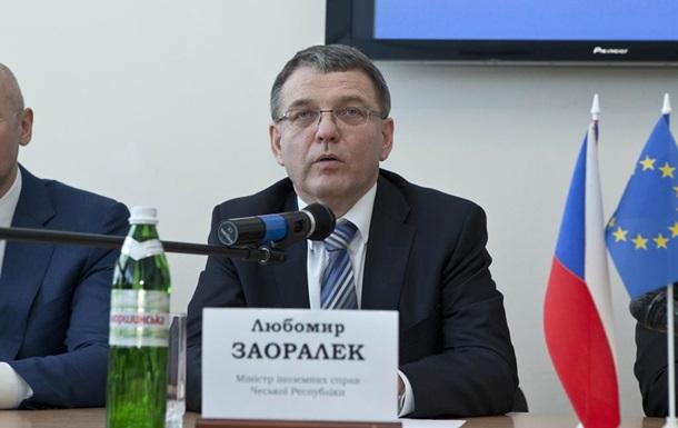 Глава МИД Чехии не видит Украину в ЕС из-за коррупции