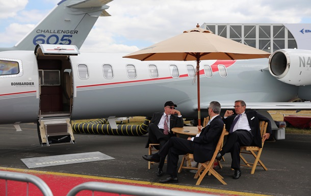 Канадский Bombardier передумал строить авиазавод в России