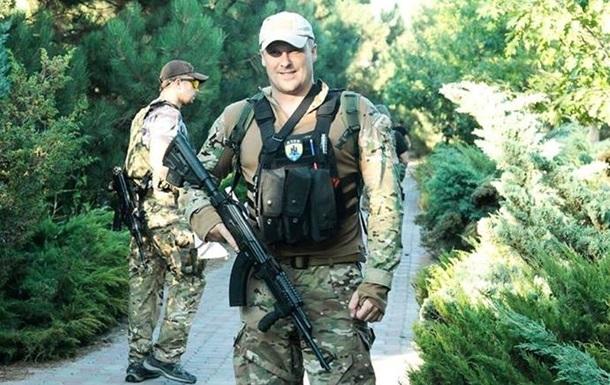 Главой МВД Киевщины назначен замкомбата Азова