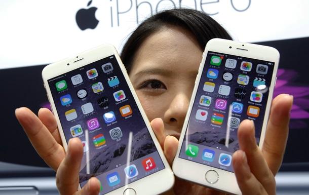 В Украине стартовали продажи iPhone 6 и iPhone 6 Plus