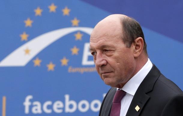 Президент Румынии хочет принять гражданство Молдовы