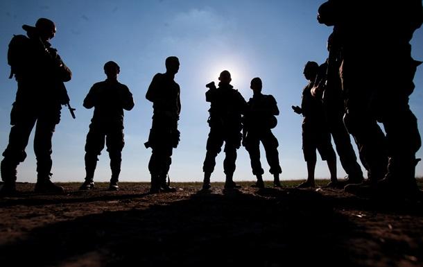 В зоне АТО за сутки погибли шесть солдат