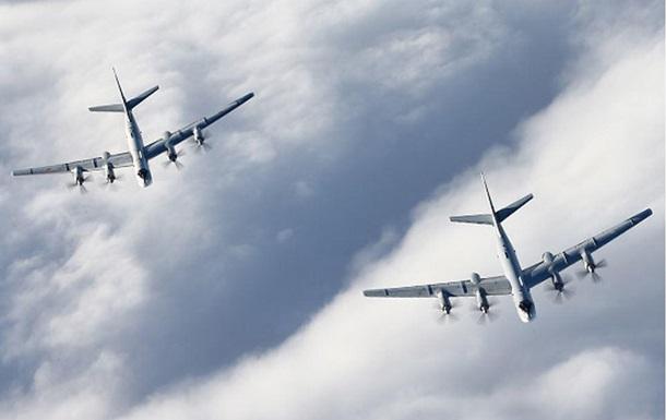 Британские ВВС поднялись по тревоге из-за российских бомбардировщиков