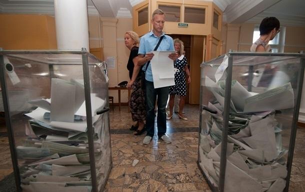 ЦИК просят проконтролировать результаты выборов в пяти округах