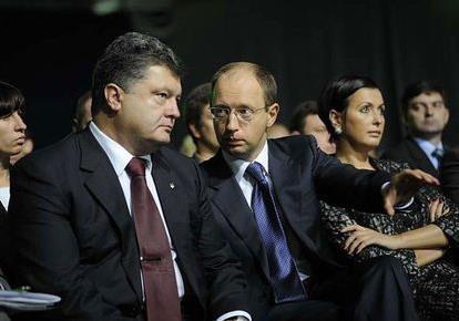 Подковёрная борьба олигархов: как Порошенко попытается ограничить власть Яценюка