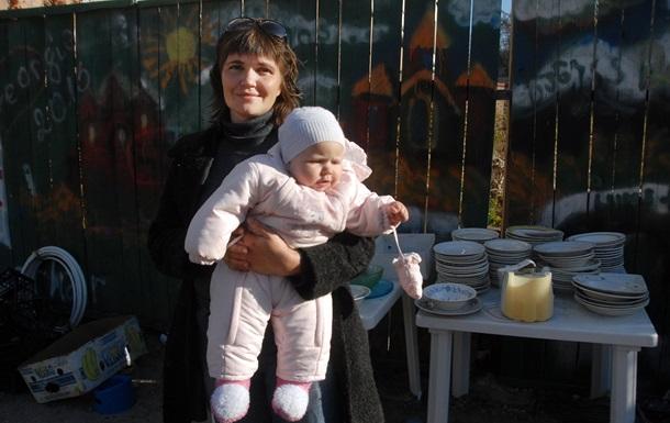 Корреспондент: Интервью с активисткой Волонтерской сотни