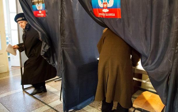 В Госдуме России призывают Киев признать выборы в ДНР и ЛНР