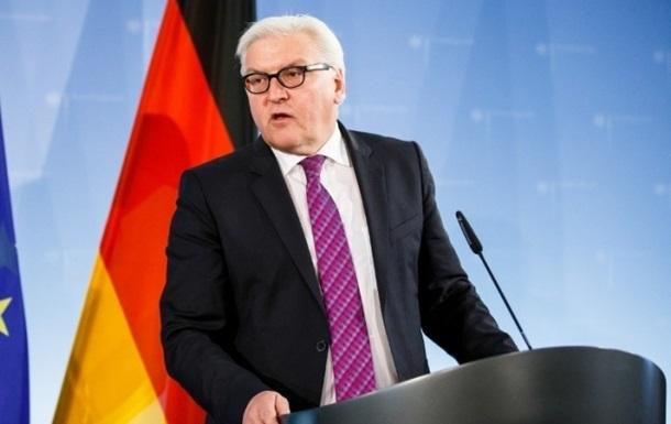 Германия предостерегает РФ от  поощрения  сепаратистов на востоке Украины