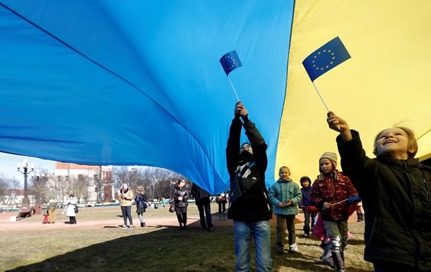 Украина обогнала Россию в рейтинге благополучных стран