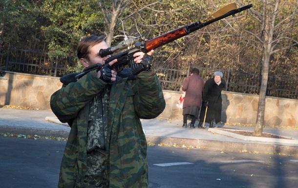 Фронтовые сводки с Юго-Востока за 3 ноября