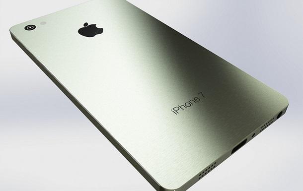 В iPhone 7 может не быть аудиоразъема