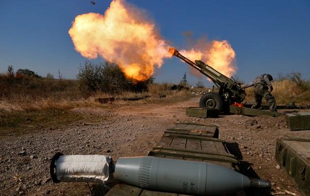 Фронтовые сводки с Юго-Востока за 4 ноября