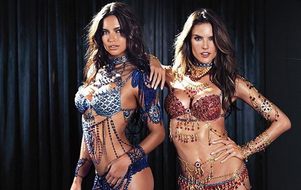Victoria s Secret представит бюстгалтеры за $2 млн