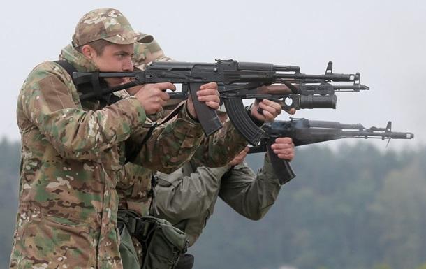 За сутки в зоне АТО погибли два украинских военнослужащих