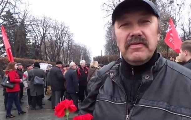 В Киеве празднуют день освобождения от нацистов