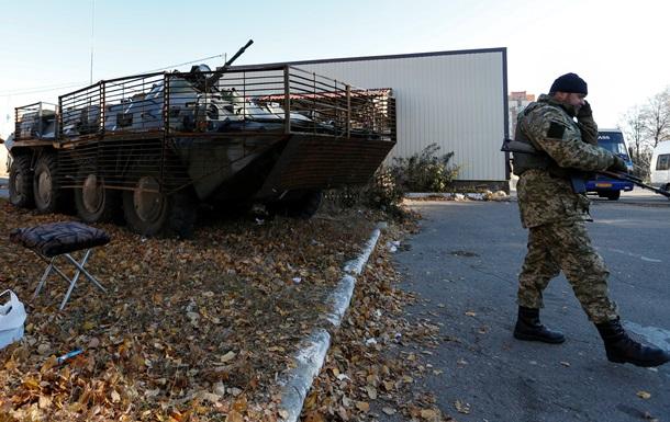 Фронтовые сводки с Юго-Востока за 6 ноября