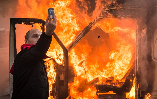 Итоги 6 ноября: Гривна продолжает падение и беспорядки в Брюсселе
