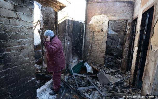 В беспорядочных обстрелах на Донбассе виновны обе стороны - Amnesty