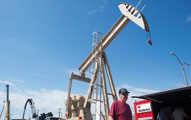 Цены на нефть падают на данных ОПЕК