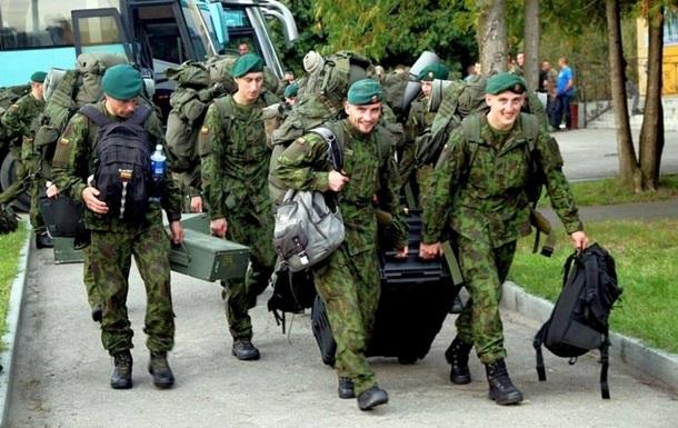 НАТО проведет крупномасштабные учения в Восточной Европе