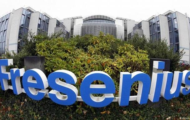 Немецкий концерн Fresenius передумал создавать фармацевтическое СП в России