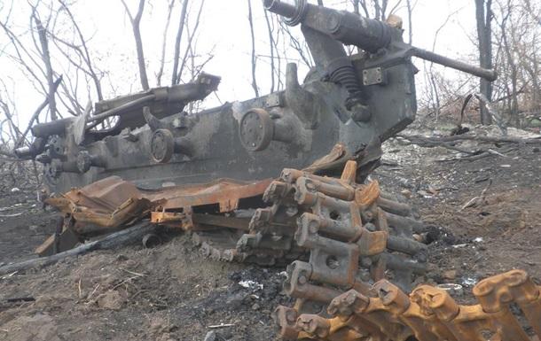 В Донецкой области обнаружены останки двух украинских солдат