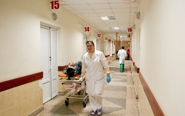 В Горловке врачи заявляют, что с лета не получают зарплату