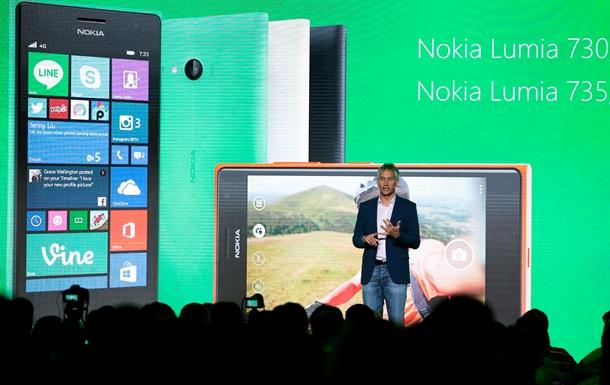 Microsoft рассказала, когда покажет свой первый смартфон Lumia