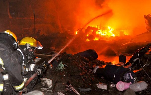 Взрыв на химзаводе в Аргентине: пострадали более 60 человек