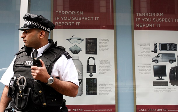В Лондоне арестованы подозреваемые в подготовке теракта