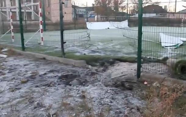 В ОБСЕ рассказали, откуда обстреляли школу в Донецке