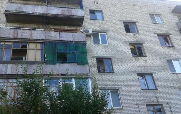 Жители Станицы Луганской остались без воды и света - Москаль