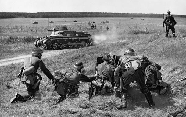 Чешское телевидение сообщило, что Вторую мировую начал СССР