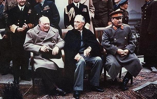 Черчилль уговаривал США нанести ядерный удар по СССР - СМИ