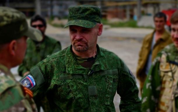 Командир Мозговой отказался распускать свою бригаду по приказу из ЛНР